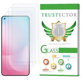 محافظ صفحه نمایش تراستکتور مدل GLS مناسب برای گوشی موبایل سامسونگ Galaxy A60 بسته 3 عددی