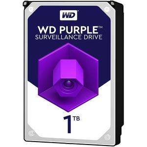 هارددیسک اینترنال وسترن دیجیتال مدل Purple WD10PURX ظرفیت 1 ترابایت