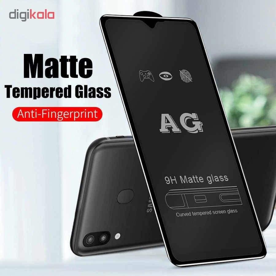 محافظ صفحه نمایش مات گودزیلا مدل GGM مناسب برای گوشی موبایل سامسونگ  Galaxy A40 main 1 1