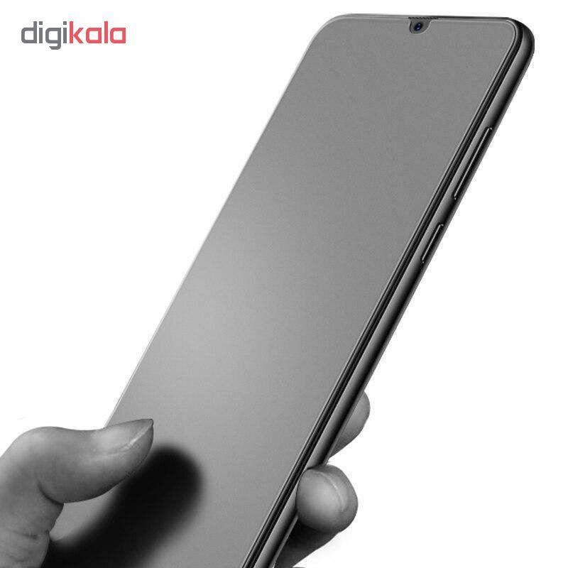 محافظ صفحه نمایش مات گودزیلا مدل GGM مناسب برای گوشی موبایل سامسونگ  Galaxy A40 main 1 2