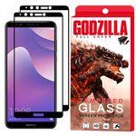 محافظ صفحه نمایش گودزیلا مدل GGF مناسب برای گوشی موبایل هوآوی Y7 Prime 2018 بسته 2 عددی