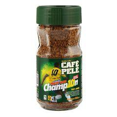 قهوه فوری کافه پله مدل champion مقدار100 گرم