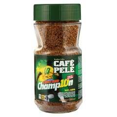 قهوه فوری کافه پله مدل champion مقدار200 گرم