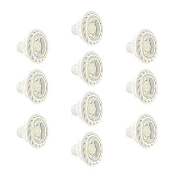 لامپ هالوژن 7 وات مدل AKH010 پایه GU5.3 بسته 10 عددی