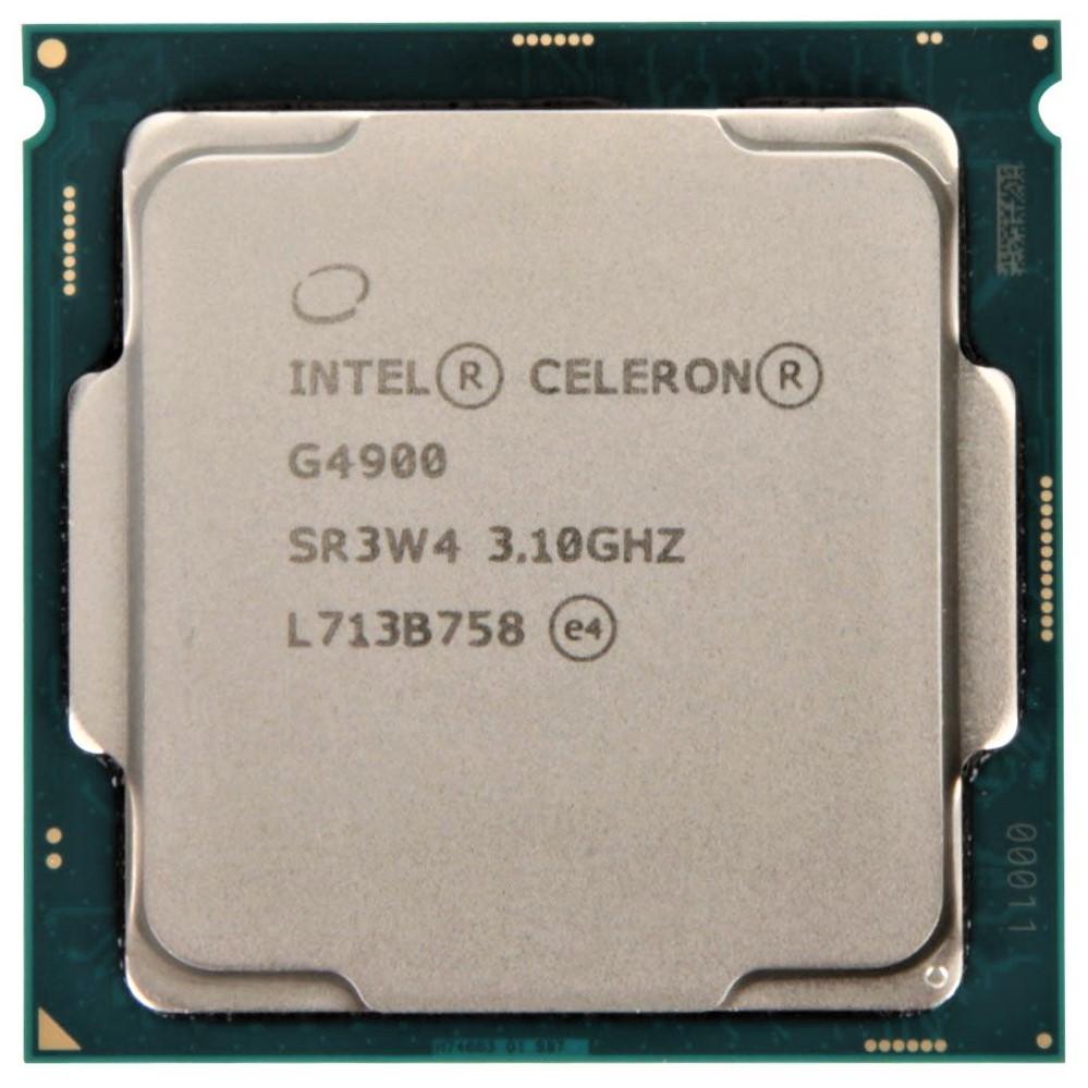 پردازنده مرکزی اینتل سری Coffee Lake مدل Celeron G4900