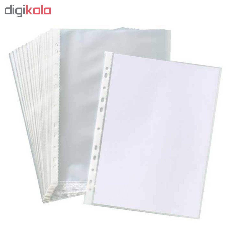 کاور کاغذ A4  آفیس کد 110 بسته 100 عددی main 1 1