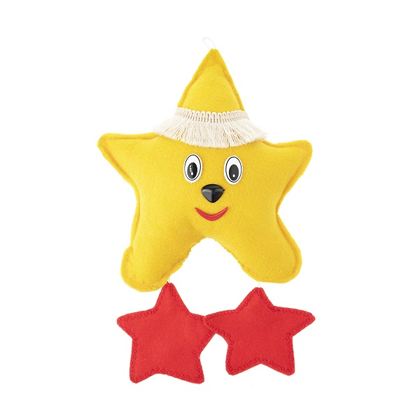 آویزتخت کودک مدل ستاره کد01