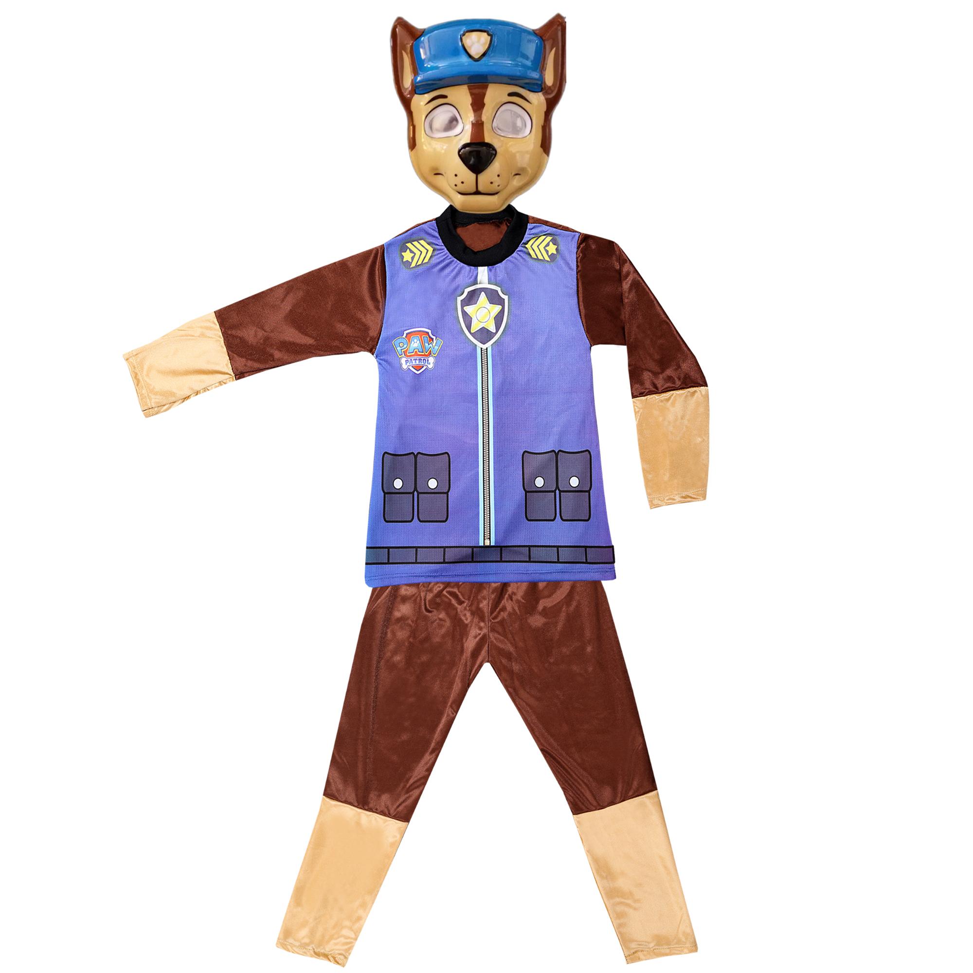 ست لباس ایفای نقش طرح  سگ نگهبان