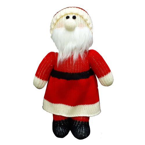 عروسک طرح بابانوئل ارتفاع 34 سانتی متر