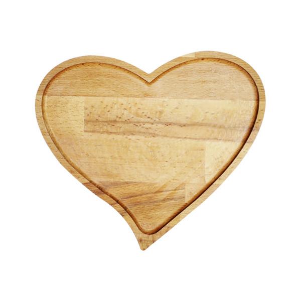 ظرف سرو مدل قلبی کد 02112