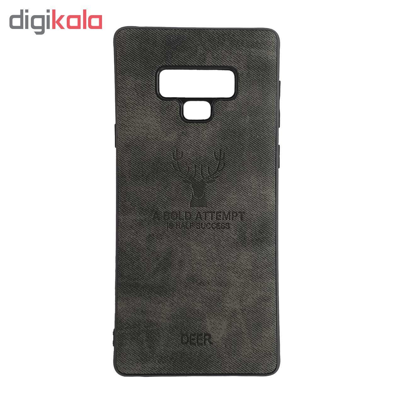کاور ایبیزا مدل D-114 مناسب برای گوشی موبایل سامسونگ Galaxy Note 9 main 1 2