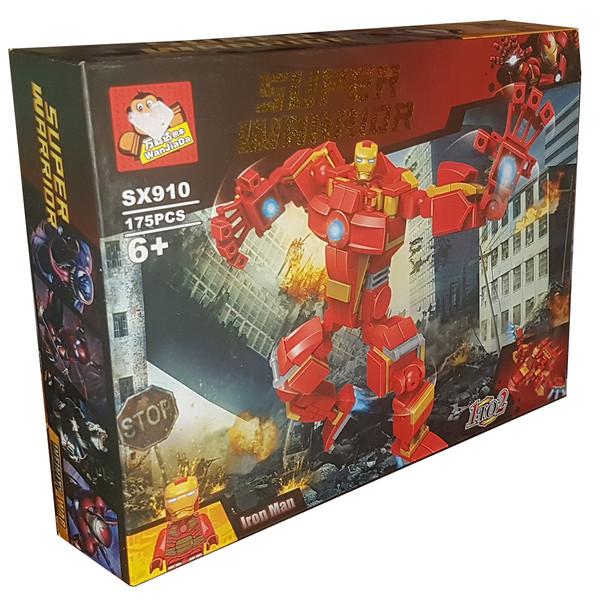 ساختنی اس ایکس مدل Iron Man