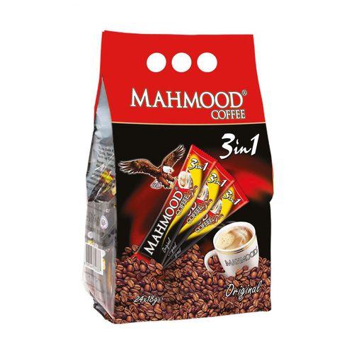 پودر قهوه فوری محمود کد A48  بسته 48 عددی