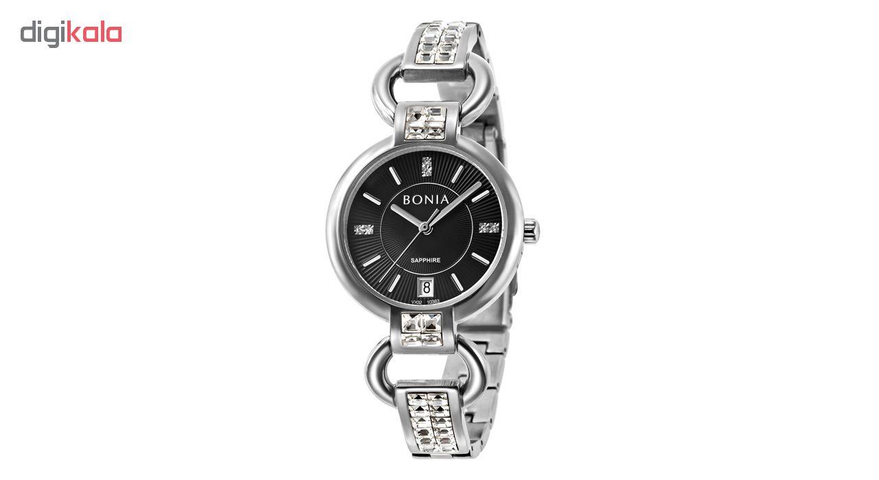 ساعت مچی عقربه ای زنانه بونیا کد BNB10383-2332              ارزان