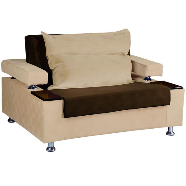 مبل تخت خواب شو یک نفره چشمه نور مدل MA-504.100-BR-CR