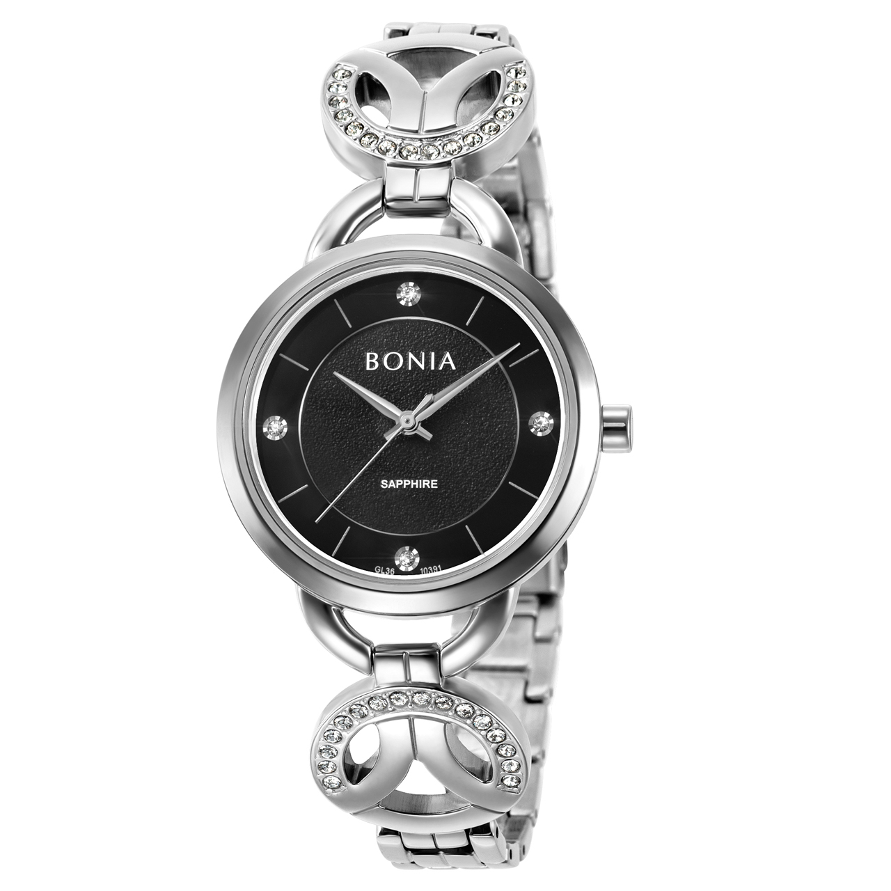 ساعت مچی عقربه ای زنانه بونیا کد BNB10391-2337