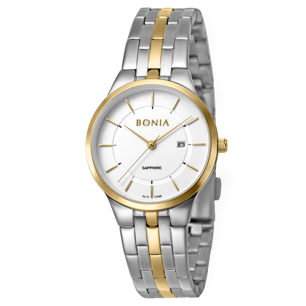 ساعت مچی عقربه ای زنانه بونیا کد BNB10456-2112