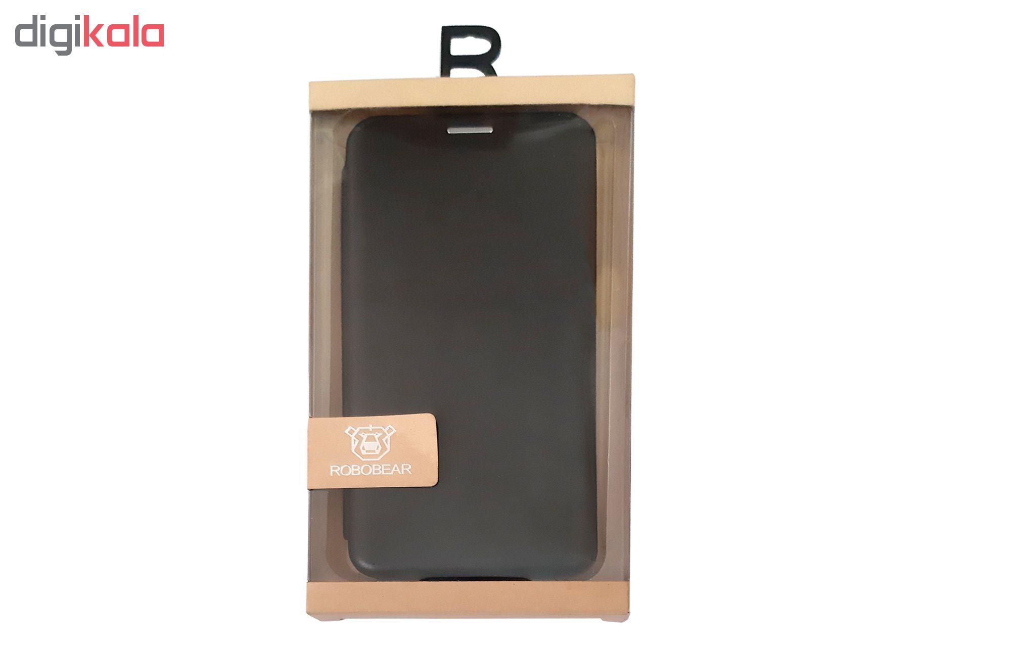 کیف کلاسوری روبوبیر مدل RB-p9 مناسب برای گوشی موبایل سامسونگ Galaxy A20/A30              ( قیمت و خرید)