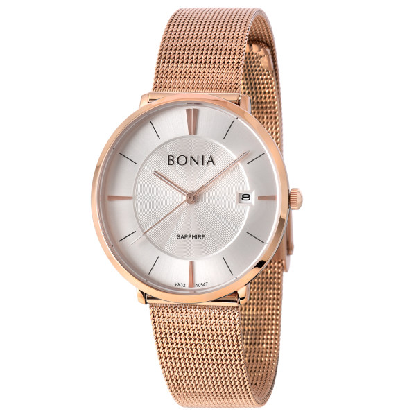 ساعت مچی عقربه ای زنانه بونیا کد BNB10547-2512
