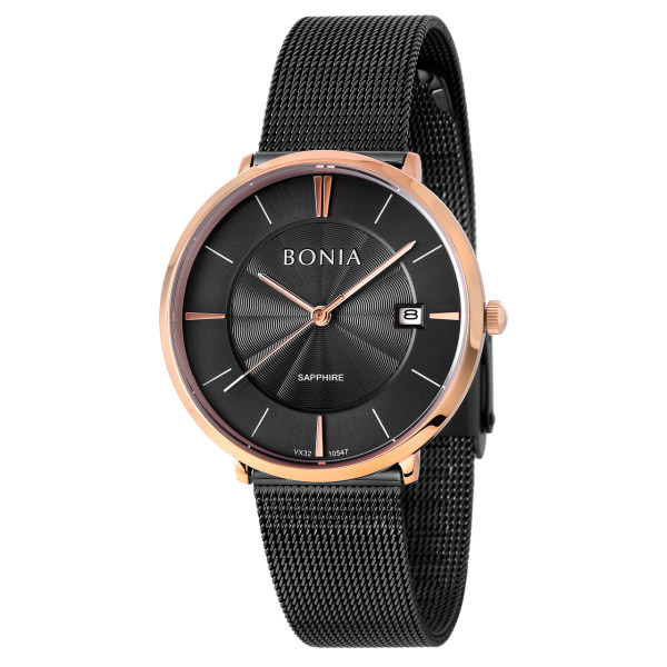 ساعت مچی عقربه ای زنانه بونیا کد BNB10547-2532