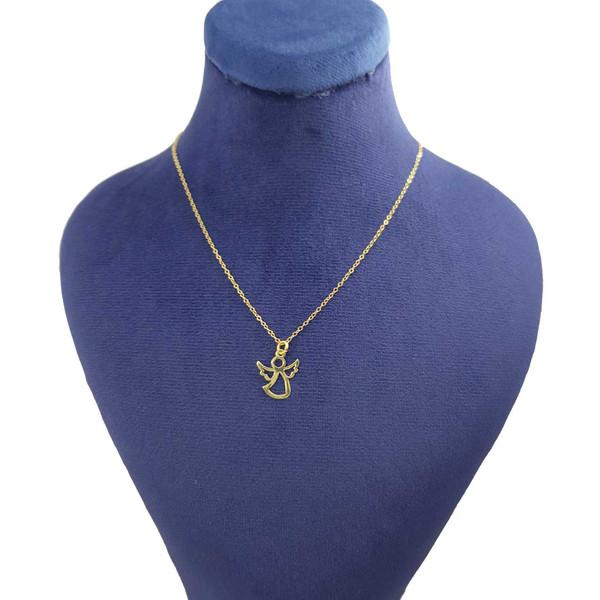 گردنبند طلا 18 عیار زنانه کانیار گالری کد GL1