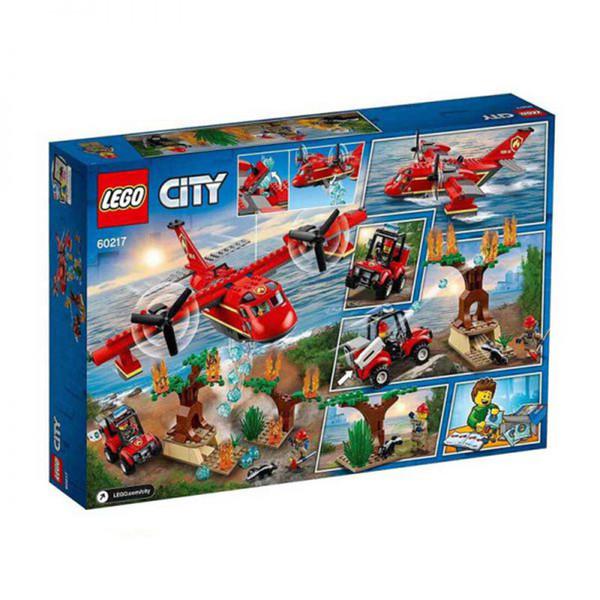 لگو سری City مدل آتش نشان کد 60217