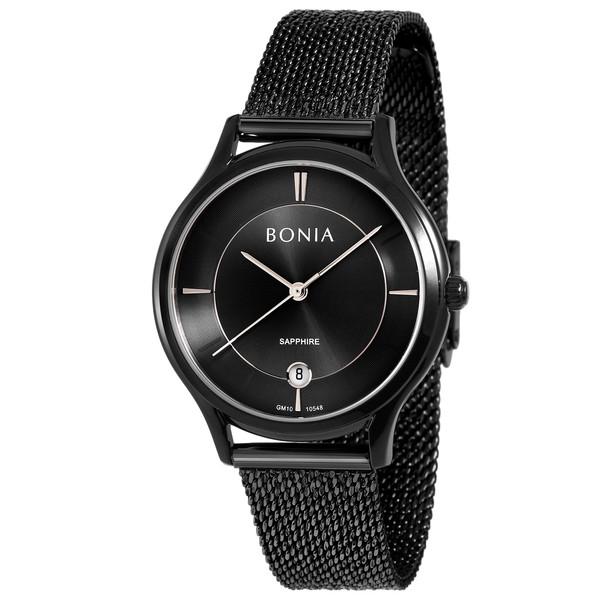 ساعت مچی عقربه ای زنانه بونیا کد BNB10548-2732