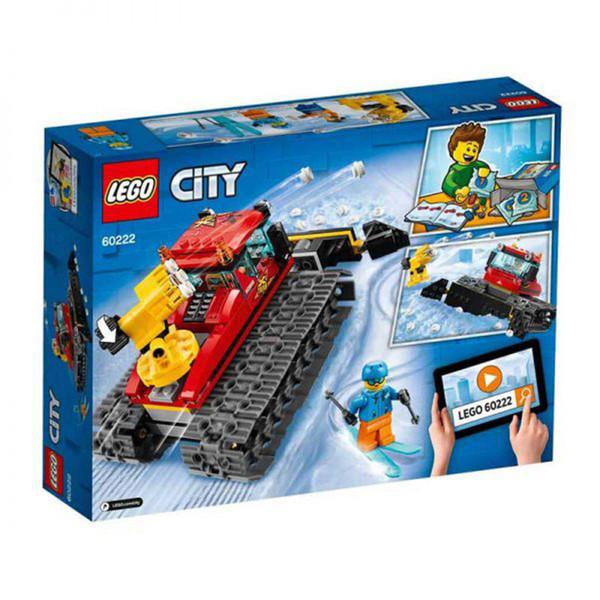 لگو سری City طرح ماشین برف روب کد 60222