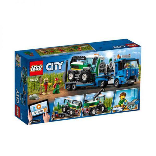 لگو سری City مدل ماشین های کشاورزی کد 60223