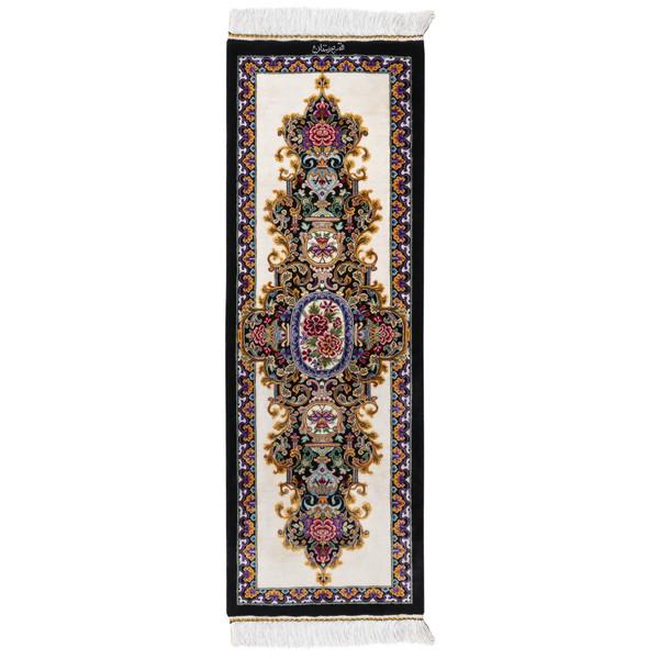 فرش دستباف رومیزی سه دهم متری سی پرشیا کد 703010