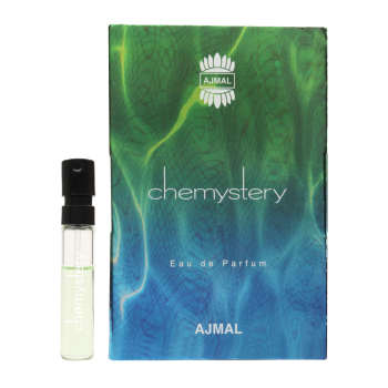 عطر جیبی مردانه اجمل مدل Chemystery حجم 1.5 میلی لیتر