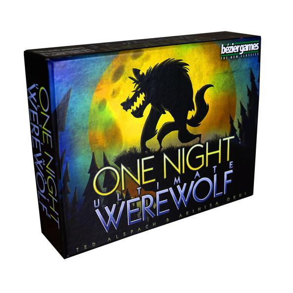 بازی فکری بزیر گیمز مدل One Night Ultimate Werewolf