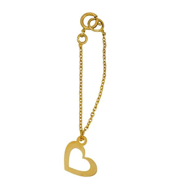 آویز ساعت طلا 18 عیار زنانه کانیار گالری کد S4528