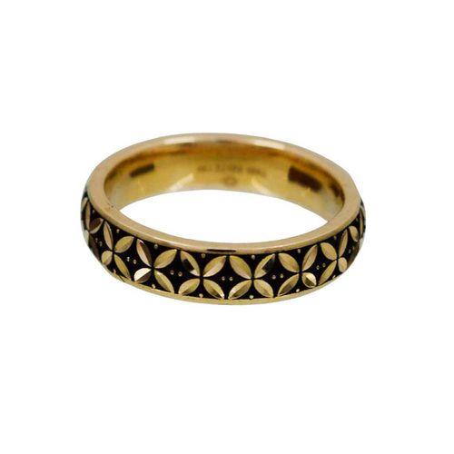 انگشتر طلا 18 عیار زنانه کانیار گالری کد AG258