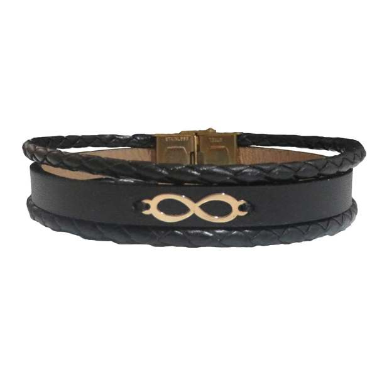 دستبند طلا 18 عیار زنانه کد DCT11