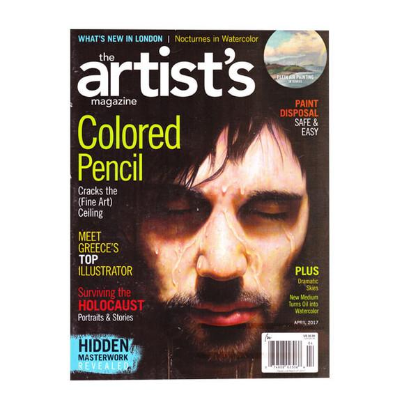 مجله Artists آوریل 2017