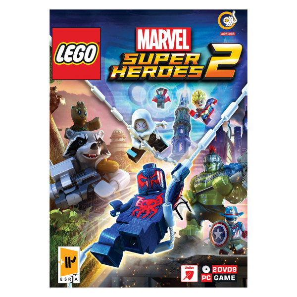 بازی Lego Marvel Super Heroes 2 مخصوص PC نشر گردو