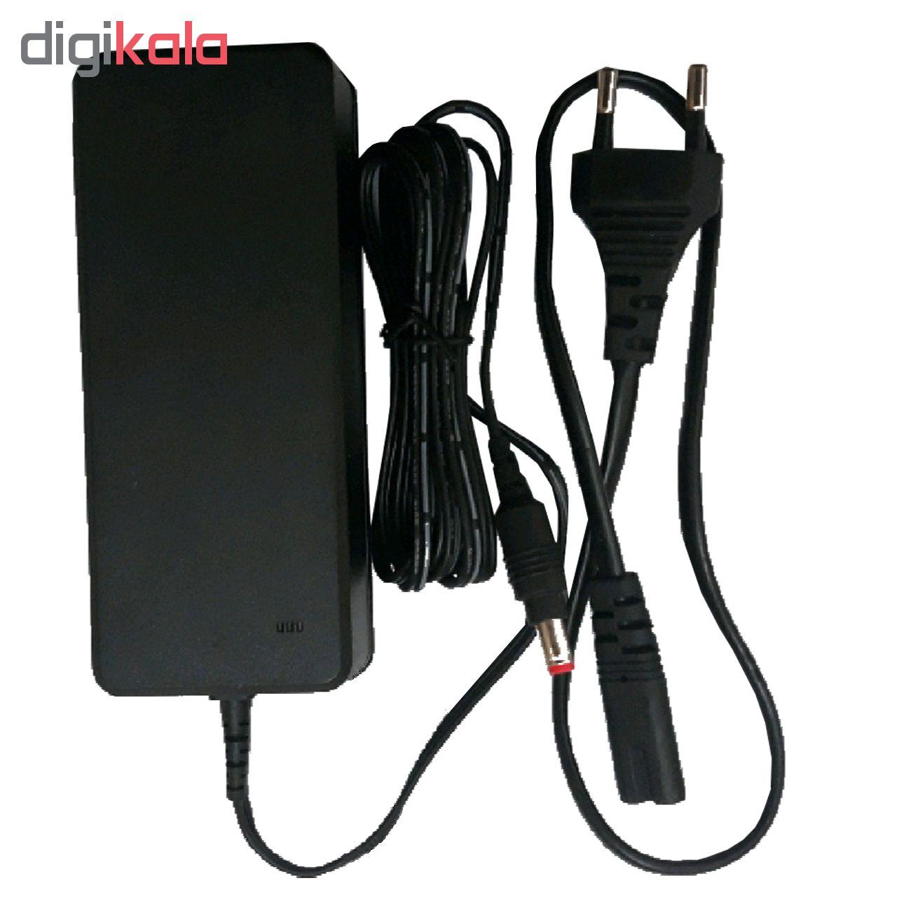 خرید اینترنتی آداپتور 12 ولت 5 آمپر مدل IC14 اورجینال