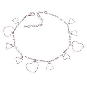 پابند زنانه طرح قلب کد PA1119