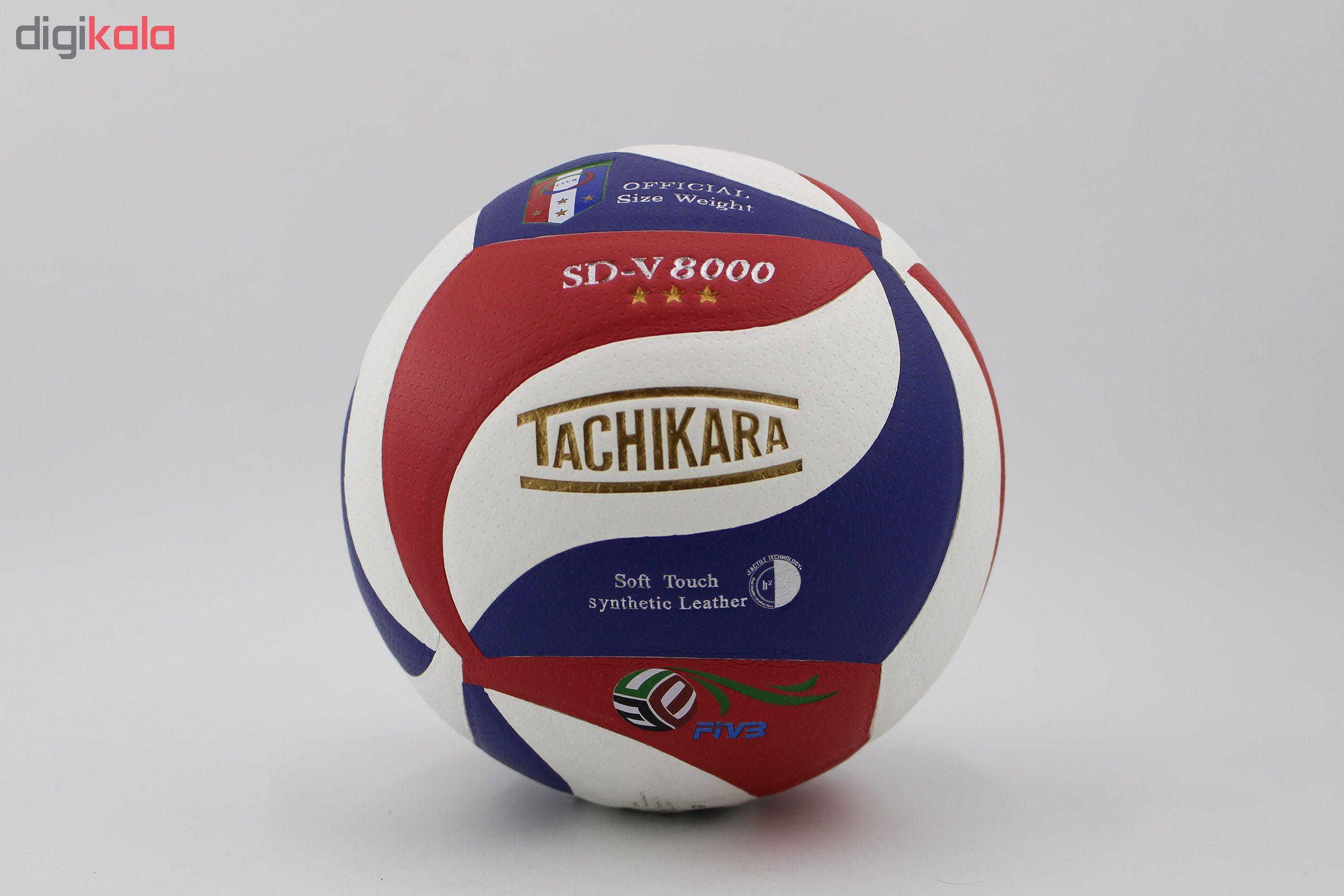 توپ والیبال تاچیکارا مدل SDV800