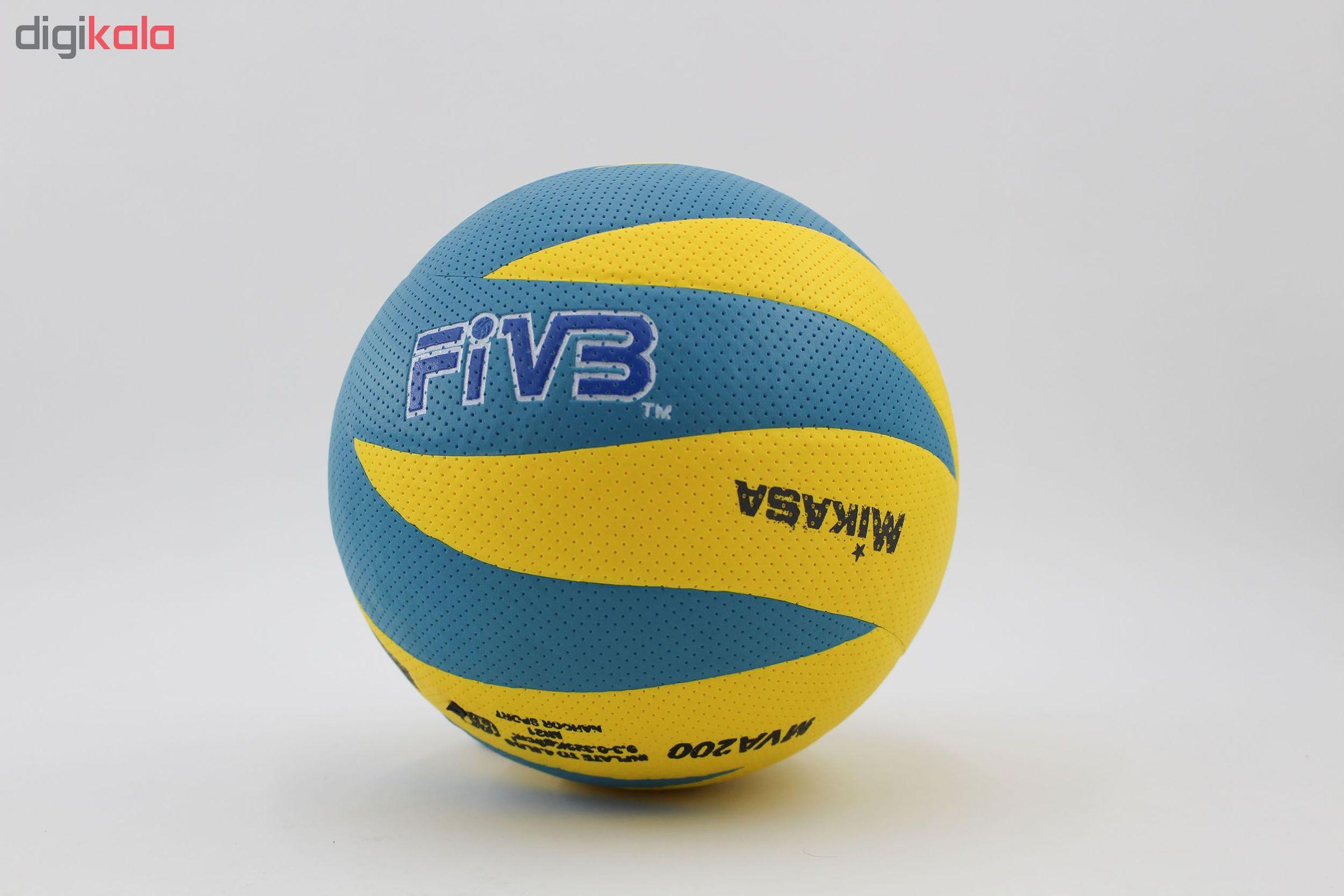 توپ والیبال مدل VMV200 main 1 2