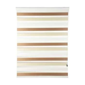 پرده زبرا زیو کد 3 Color سایز 180 × 120 سانتی متر