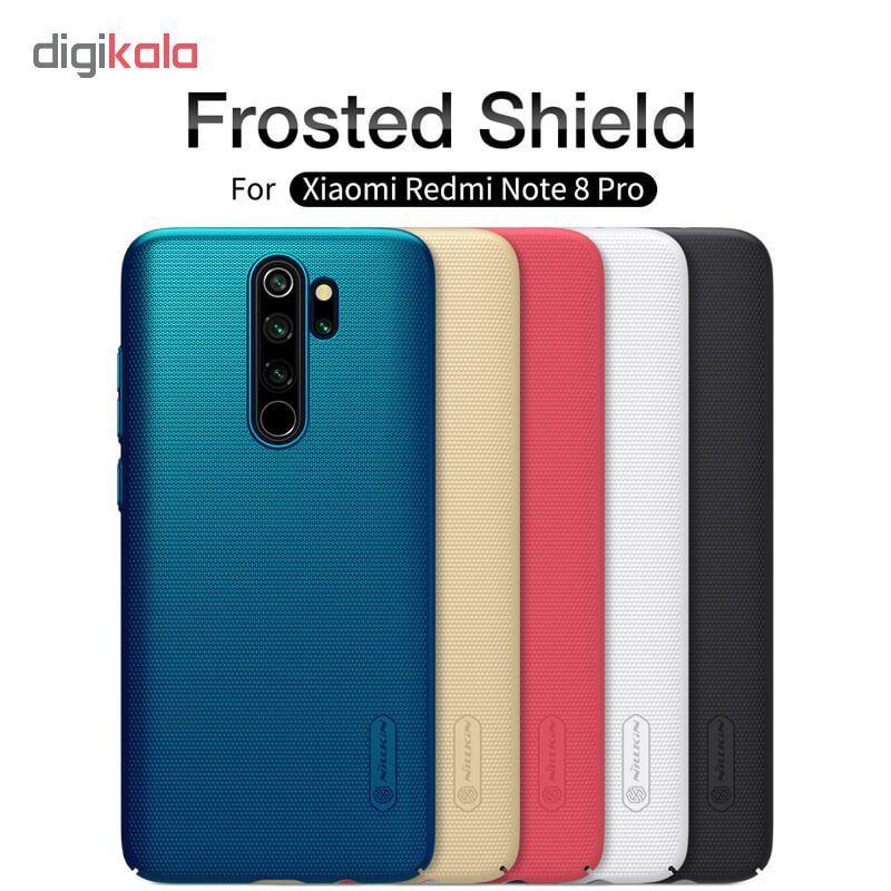 کاور نیلکین مدل Super Frosted مناسب برای گوشی موبایل شیائومی Redmi Note 8 Pro main 1 9