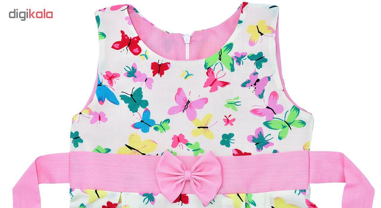 پیراهن دخترانه کد T215