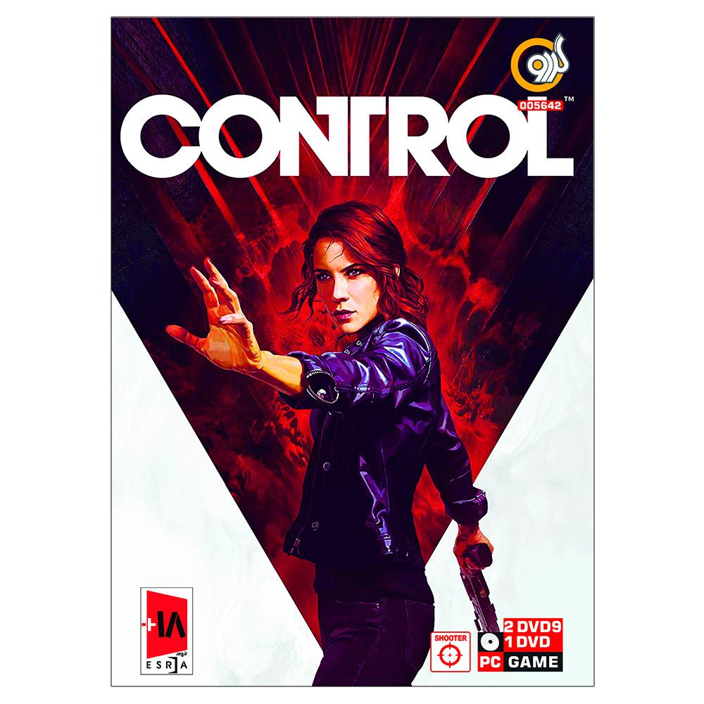 بازی CONTROL مخصوص PC نشر گردو