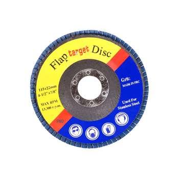 سنباده فلاپ دیسک تارگت مدل T80