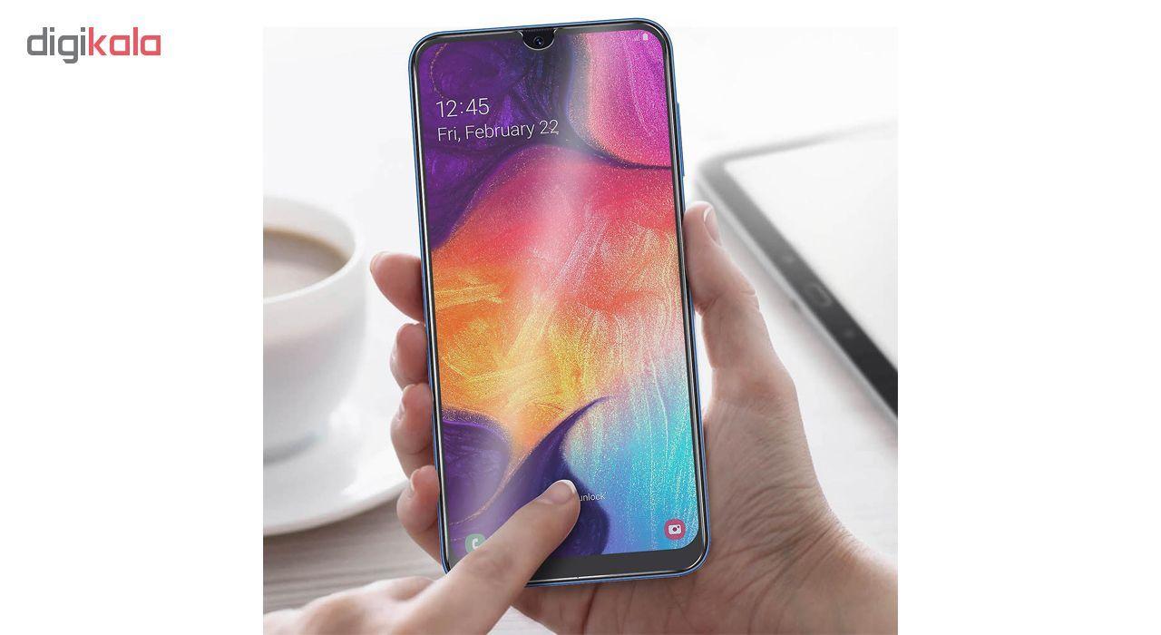 محافظ صفحه نمایش سیحان مدل CLT مناسب برای گوشی موبایل سامسونگ Galaxy A50s main 1 2
