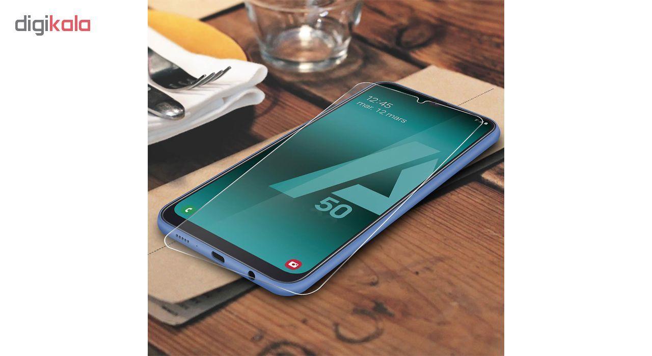 محافظ صفحه نمایش سیحان مدل CLT مناسب برای گوشی موبایل سامسونگ Galaxy A50s main 1 4