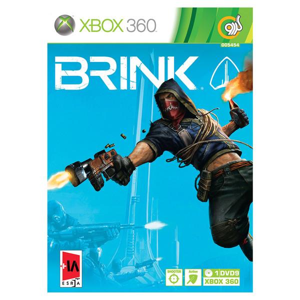 بازی Brink مخصوص XBOX 360 نشر گردو