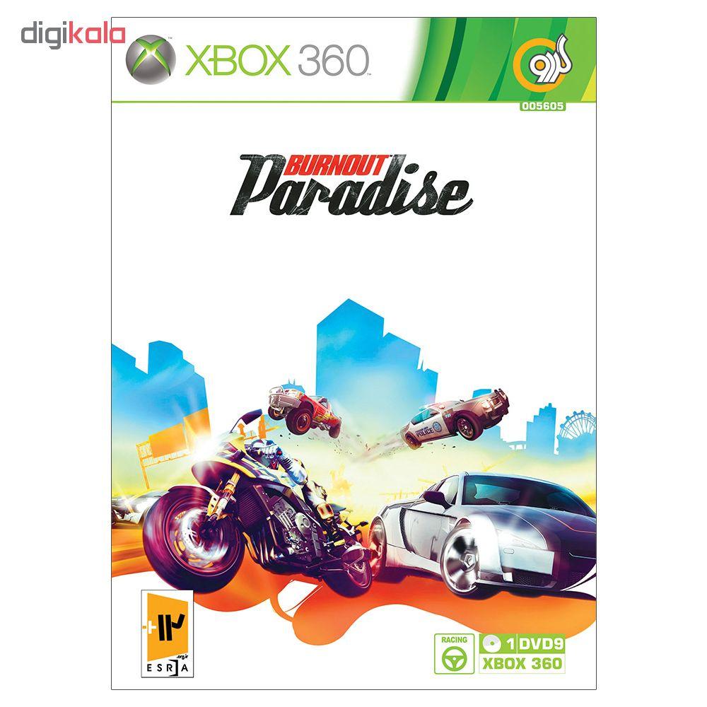 بازی Burnout Paradise مخصوص Xbox 360 نشر گردو
